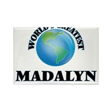 World's Greatest Madalyn Magnets