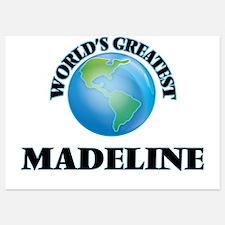 World's Greatest Madeline Invitations