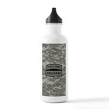 Proud Army Girlfriend Water Bottle