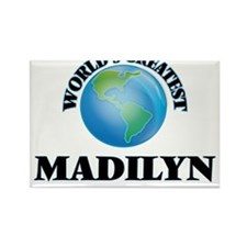 World's Greatest Madilyn Magnets