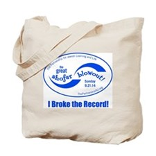 The Great Shofar Blowout Tote Bag