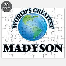 World's Greatest Madyson Puzzle