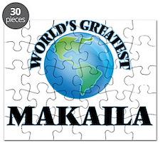 World's Greatest Makaila Puzzle