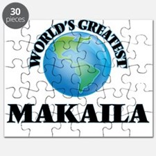 World's Greatest Makaila Puzzle
