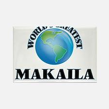 World's Greatest Makaila Magnets