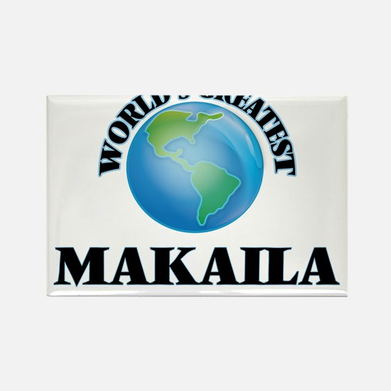 World's Greatest Makaila Magnets