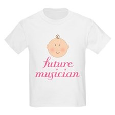 Cute Future Musician T-Shirt