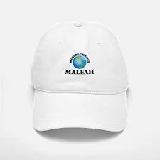 World's Greatest Maleah Baseball Baseball Cap