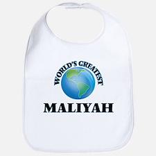 World's Greatest Maliyah Bib