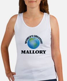 World's Greatest Mallory Tank Top