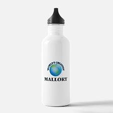 World's Greatest Mallo Water Bottle