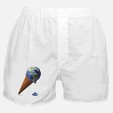 earth melt Boxer Shorts