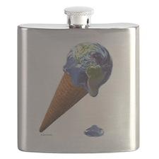 earth melt Flask