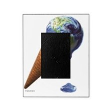 earth melt Picture Frame