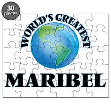 World's Greatest Maribel Puzzle