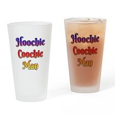 Hoochie Coochie Man Drinking Glass