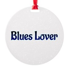 Blues Lover Ornament