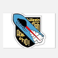 II.JG400.psd.png Postcards (Package of 8)