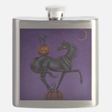 Tricks for Treats Flask