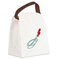 Jump Rope Canvas Lunch Bag