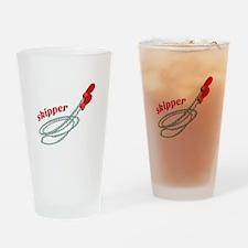 Skipper Drinking Glass