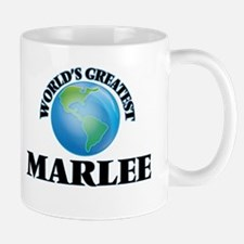 World's Greatest Marlee Mugs