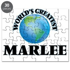 World's Greatest Marlee Puzzle