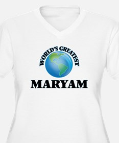 World's Greatest Maryam Plus Size T-Shirt
