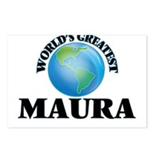 World's Greatest Maura Postcards (Package of 8)
