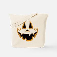 Jack Face Tote Bag