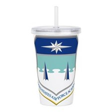 Air Force Academy.png Acrylic Double-wall Tumbler