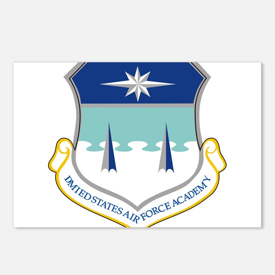 Air Force Academy.png Postcards (Package of 8)
