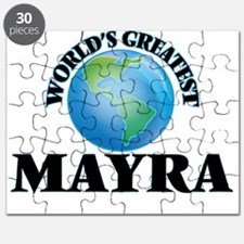 World's Greatest Mayra Puzzle