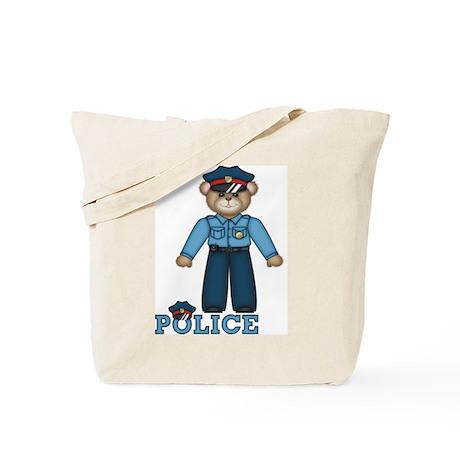 POLICE BEAR - Tote Bag