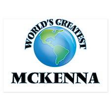 World's Greatest Mckenna Invitations
