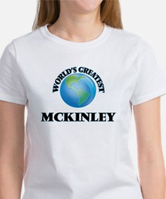 World's Greatest Mckinley T-Shirt