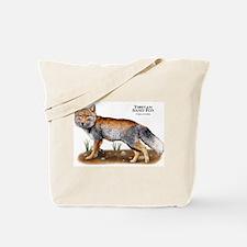 Tibetan Sand Fox Tote Bag