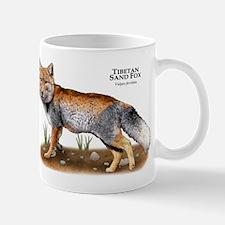 Tibetan Sand Fox Small Small Mug