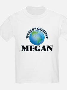 World's Greatest Megan T-Shirt