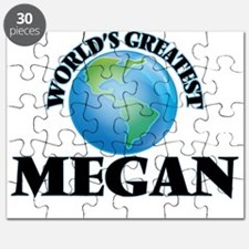 World's Greatest Megan Puzzle