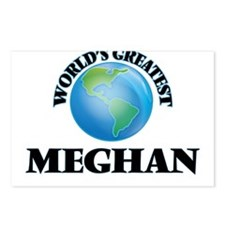 World's Greatest Meghan Postcards (Package of 8)
