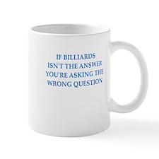 billiards Mug