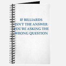 billiards Journal