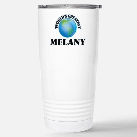 World's Greatest Melany Stainless Steel Travel Mug