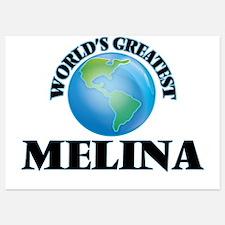 World's Greatest Melina Invitations