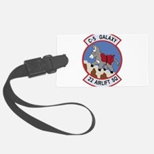 22nd Airlift Squadron.png Luggage Tag