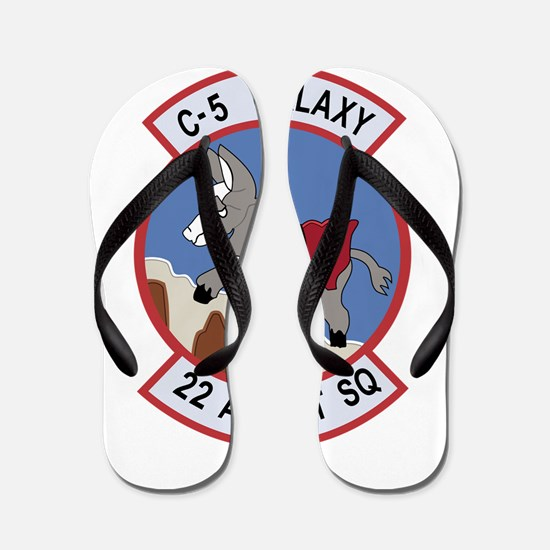 22nd Airlift Squadron.png Flip Flops