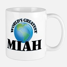 World's Greatest Miah Mugs