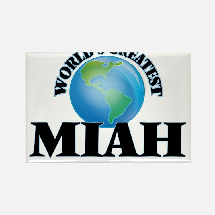World's Greatest Miah Magnets