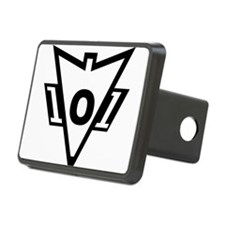101st RECONDO.png Hitch Cover